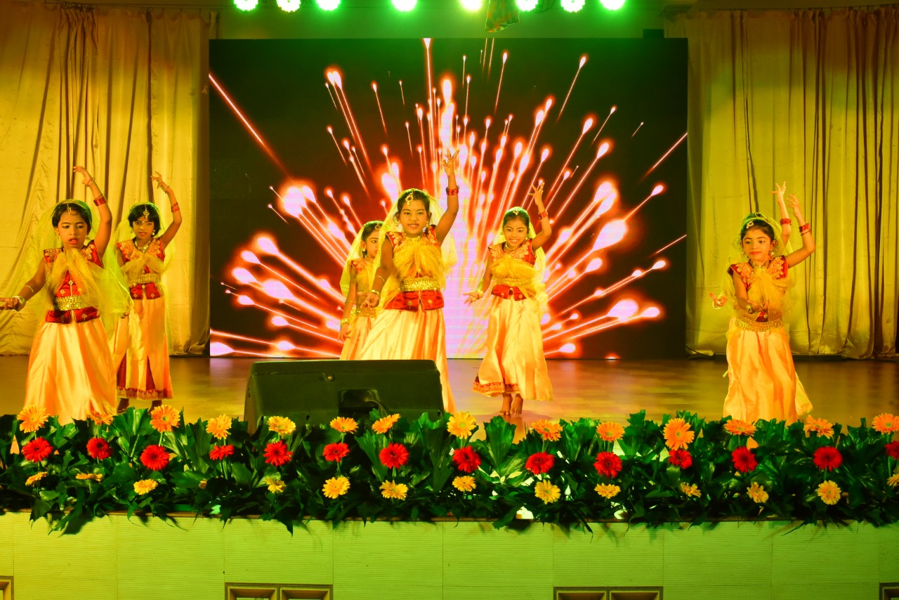 Annual day celebration 2019-20