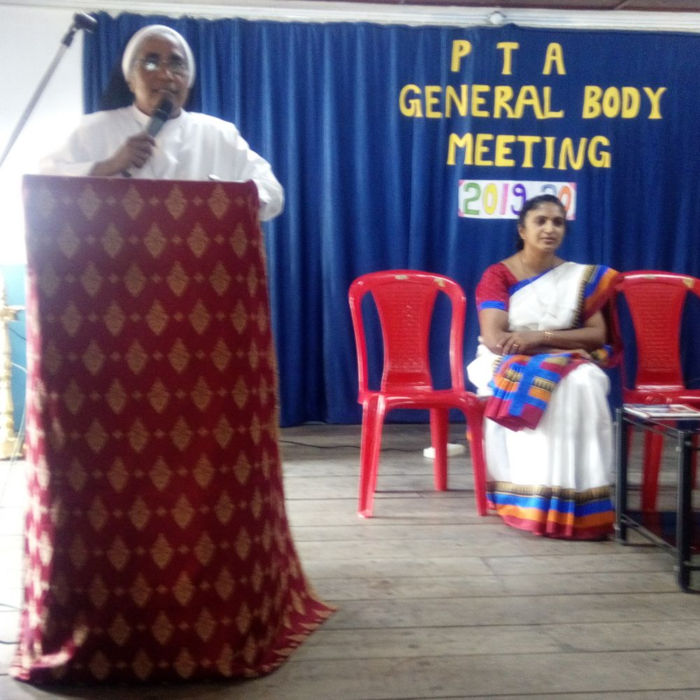 PTA General body meeting